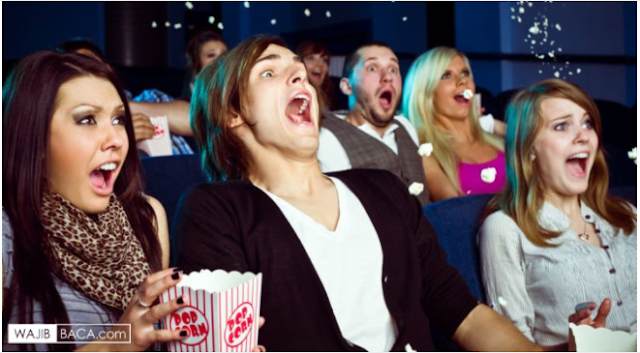Nonton Film Horor Ternyata Bikin Badan Cepat Kurus. Yuk, Siapkan Nyalimu!