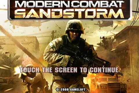Free Download Modern Combat Sandstorm HD v3.4.2 Android Games