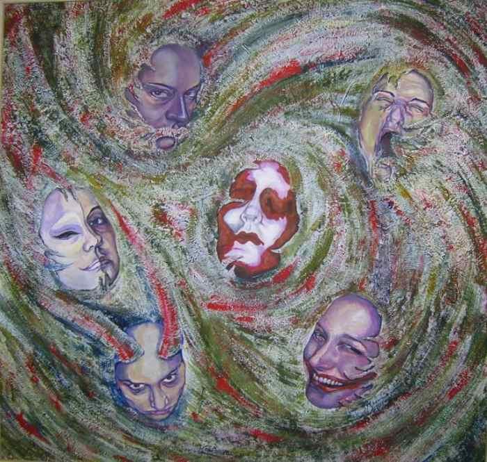 Тайны человеческой души. Violetta Tar