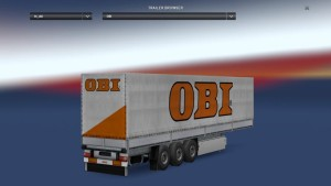 Standalone OBI Trailer
