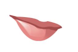 Style sangat cocok untuk pemula, cara membuat vector mulut simple di photoshop