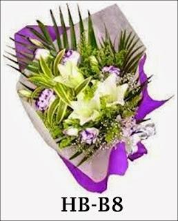 Toko Bunga Buket Valentine