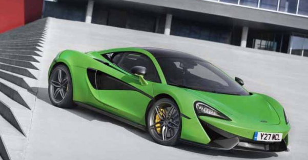 2018 McLaren sports series price and release date