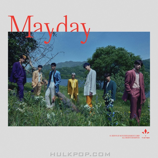 VICTON – Mayday – Single