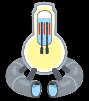 原子炉のイラスト