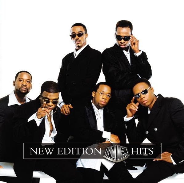 New Edition - New Edition: Hits Cover