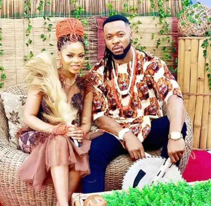 Singer, Flavour Finally Speaks On Relationship With Chidimma Ekile, Kissing On TV #Arewapublisize