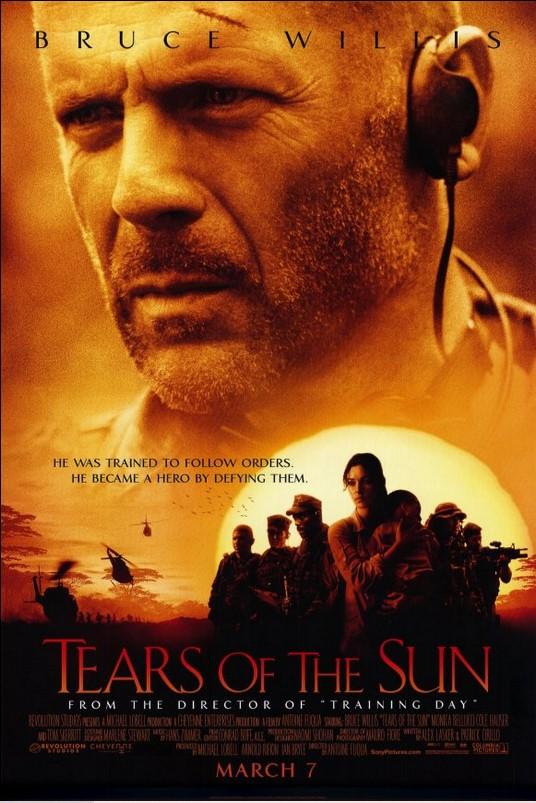 Tears of the Sun 2003 x264 720p Esub BluRay Dual Audio English Hindi GOPI SAHI