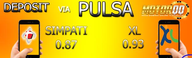 Situs Dominoqq Terbaik Deposit Pulsa - MotorQQ