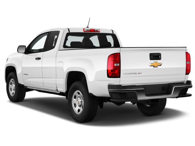 2020 Chevrolet Colorado Review