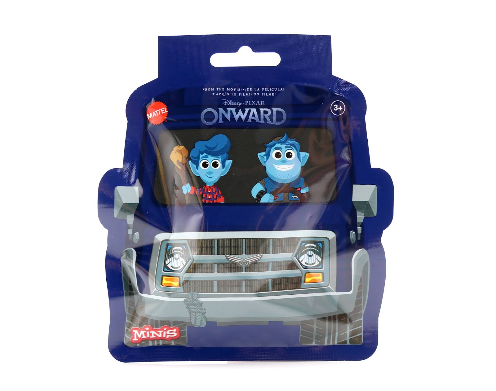 mattel pixar onward minis codes