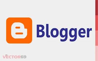Logo Blogger - Download Vector File PDF (Portable Document Format)