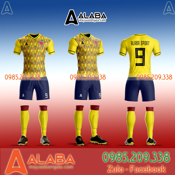 Áo bóng đá Colombia