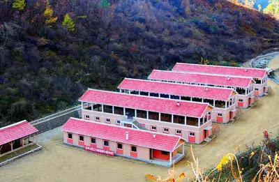 Changsong County Sheep Breeding Farm