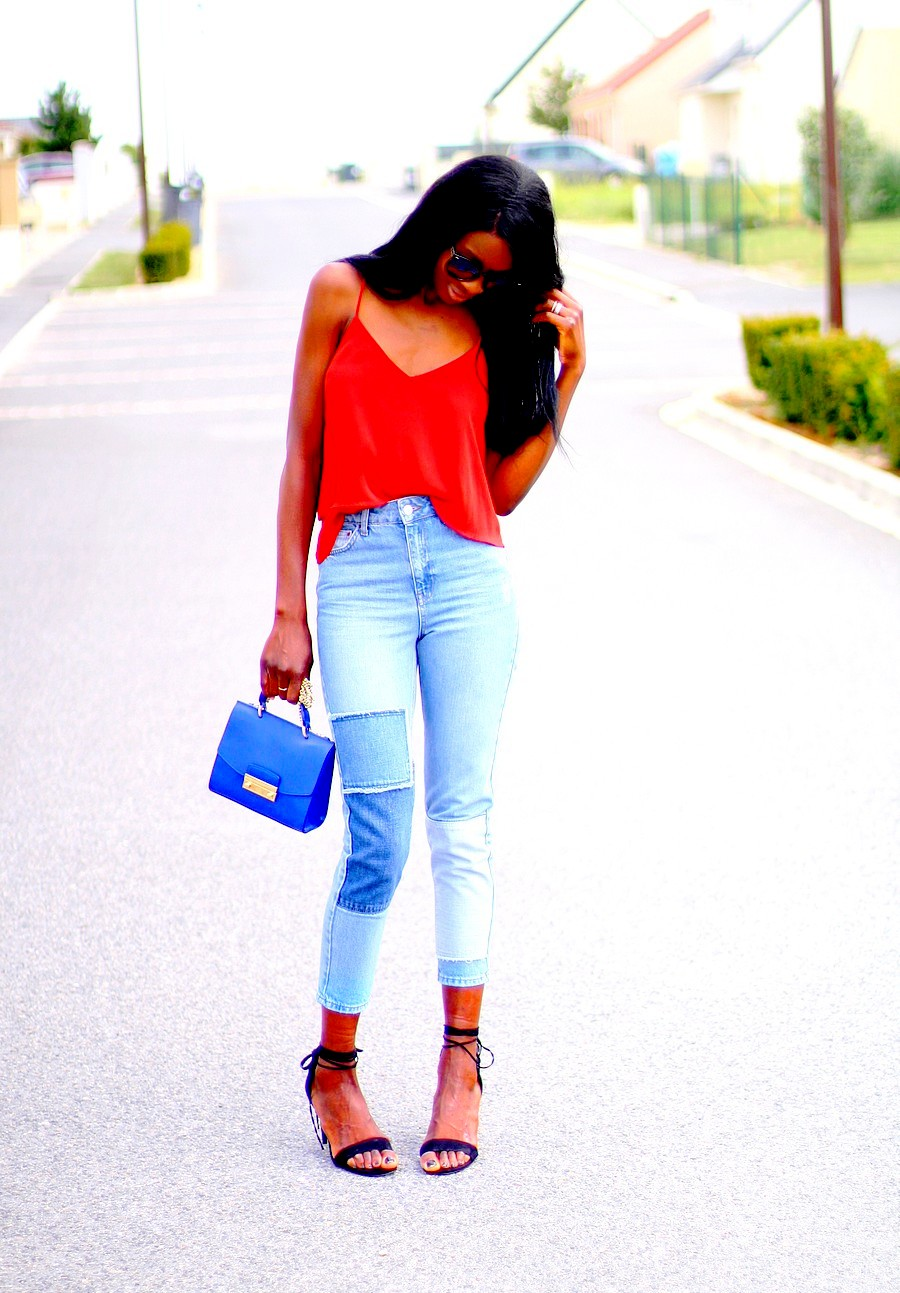 ootd-mom-jeans-taille-haute-topshop-trend-sac-furla-metropolis-caraco-rouge