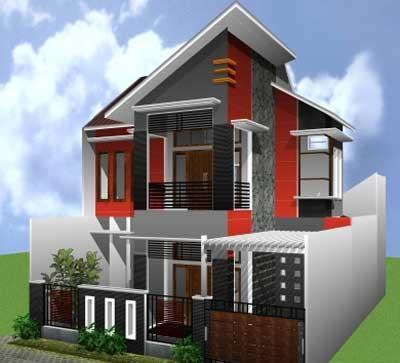 cara membangun rumah lantai dua biaya 50 juta 2015, 2016