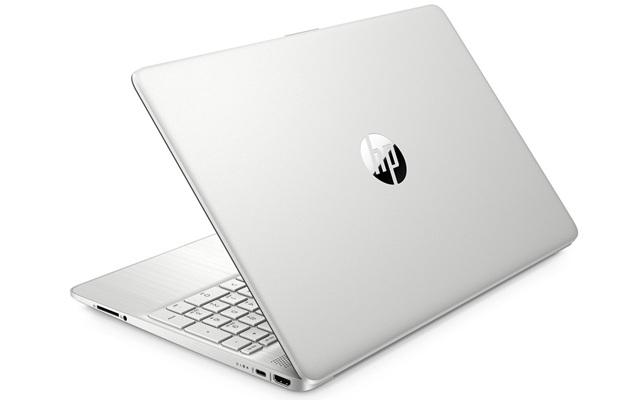 HP 15s-eq1101ns: portátil ultrabook de 15.6'' con Windows 10, disco SSD y autonomía de hasta 9 horas