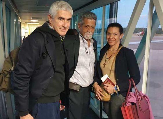 Diputados opositores De Grazia y Magallanes se exilian en Italia