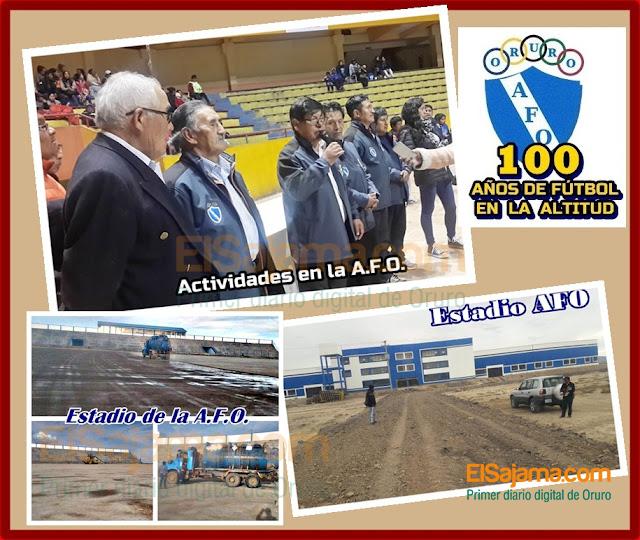 Estadio de la AFO