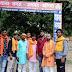 हियुवा कार्यकर्ताओ ने सुभासपा नेता के खिलाफ तहरीर देकर किया कार्यवाई की मांग