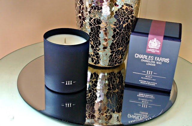 Charles Farris Rubus Signature Candle Blackberry & Bay Review