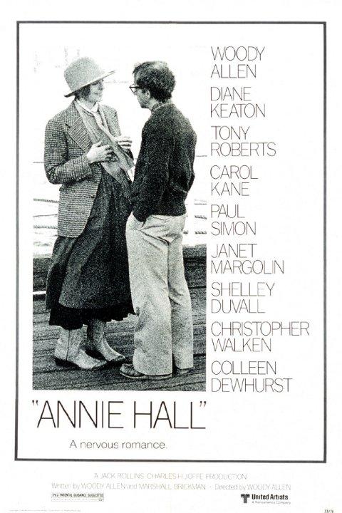 annie hall poster - photo #22