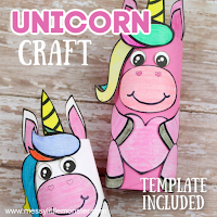 valentines day crafts for kids unicorn craft
