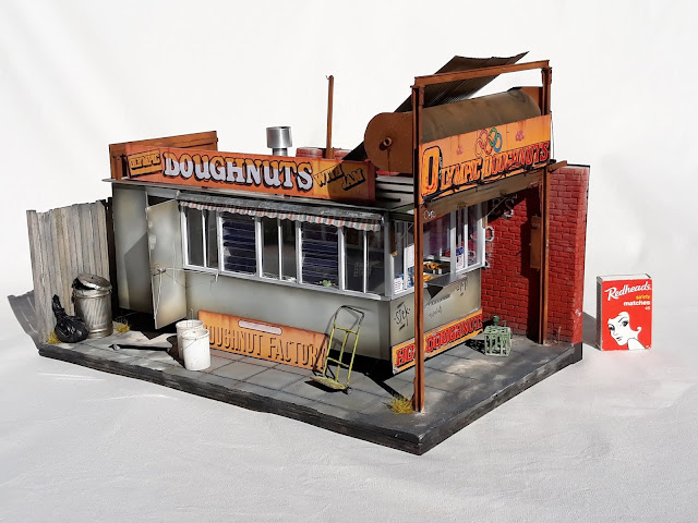 David Hourigan miniature artist miniaturist