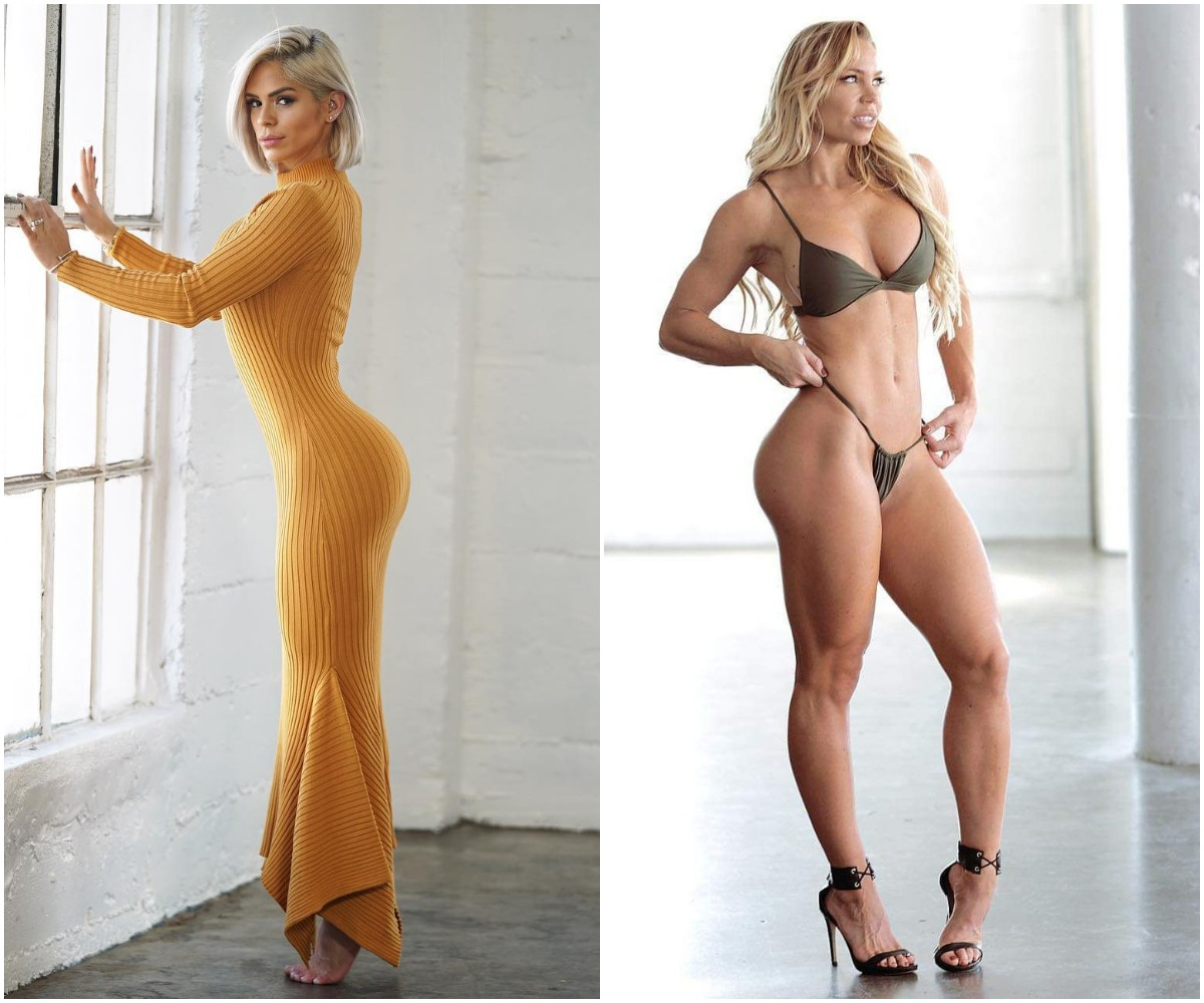 7 Female Instagram gym models to follow