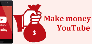 earn with youtube,online eaning,youtube,make money with youtube,