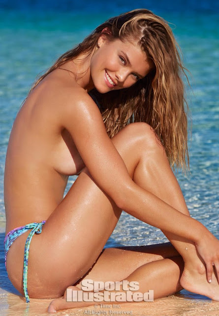 Hot girls Nina Agdal sexy Leonardo DiCaprio's girlfriend