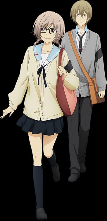 Render Onoya An & Yoake Ryou