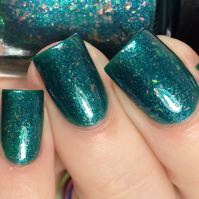Lollipop Posse Lacquer-Something Wicked