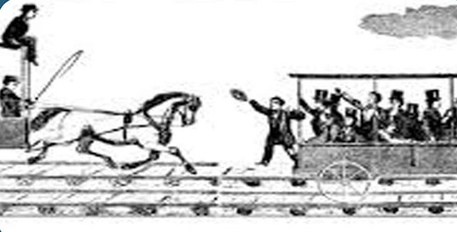 Which inventor first used the term Horsepower?