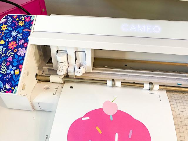 autoblade, cameo 4, print and cut, ratchet blade, cameo 4 plus