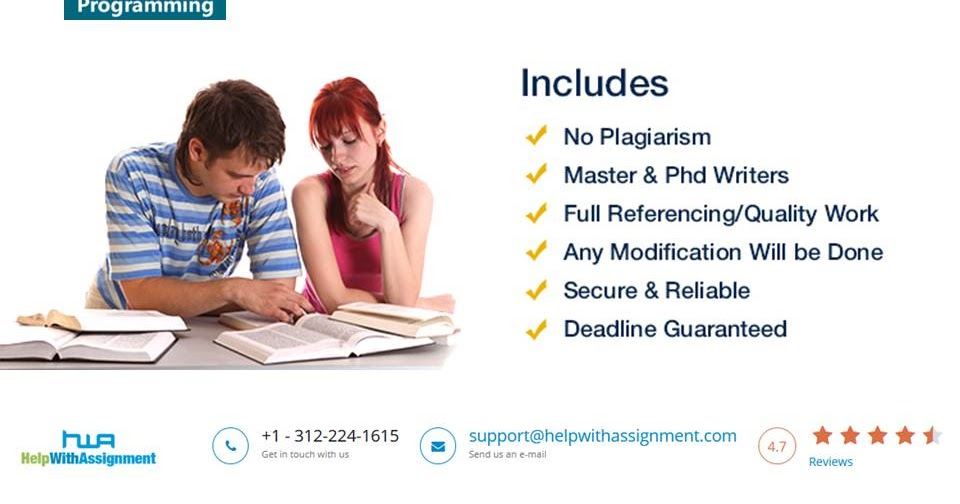Take C++ Assignment Help from HwA