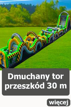 dmuchany tor przeszkód duży Wrocław