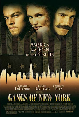 Sinopsis film Gangs of New York (2002)