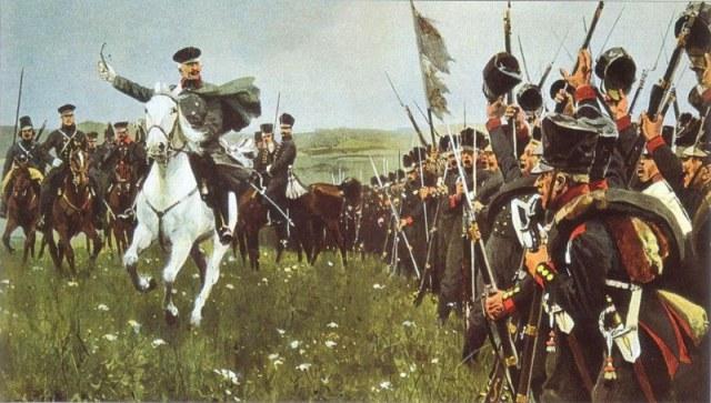 Blucher a Waterloo