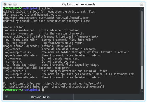Apktool - A Tool For Reverse Engineering Android APK Files