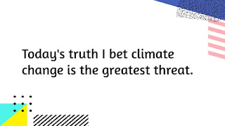 climate change quotes and slogans