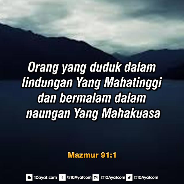 Mazmur 91:1