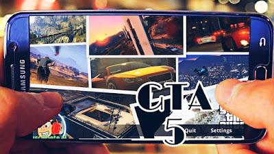 تحميل نسخة جديدة من لعبة GTA V للأندرويد تشتغل على جميع الأجهزة