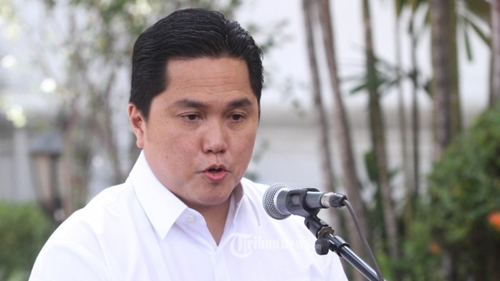 Pangkas Jumlah BUMN 143 Jadi 41, Erick Thohir Singgung 'Sapi Perah'