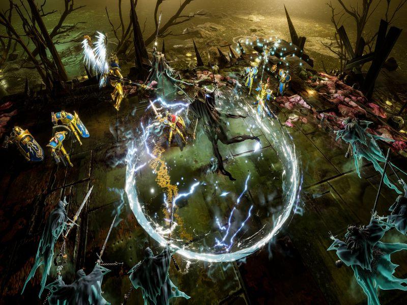 Warhammer Age of Sigmar Storm Ground PC Game Free Download