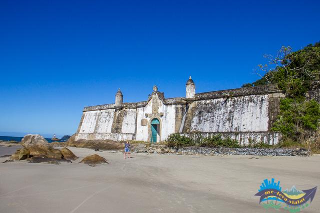 Fortaleza Nossa Senhora dos Prazeres - Ilha do Mel.