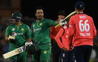 England vs Pakistan Only T20I 2016 Highlights