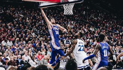 Furkan Korkmaz - Philadelphia 76ers - Minnesota Timberwolves