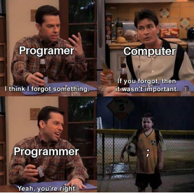 Programming Meme by @techgeeksco on instagram