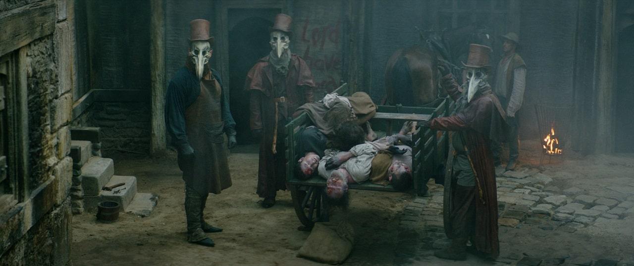 Новый фильм ужасов Нила Маршалла The Reckoning выйдет в начале февраля - постер, отрывок и кадры внутри - 11